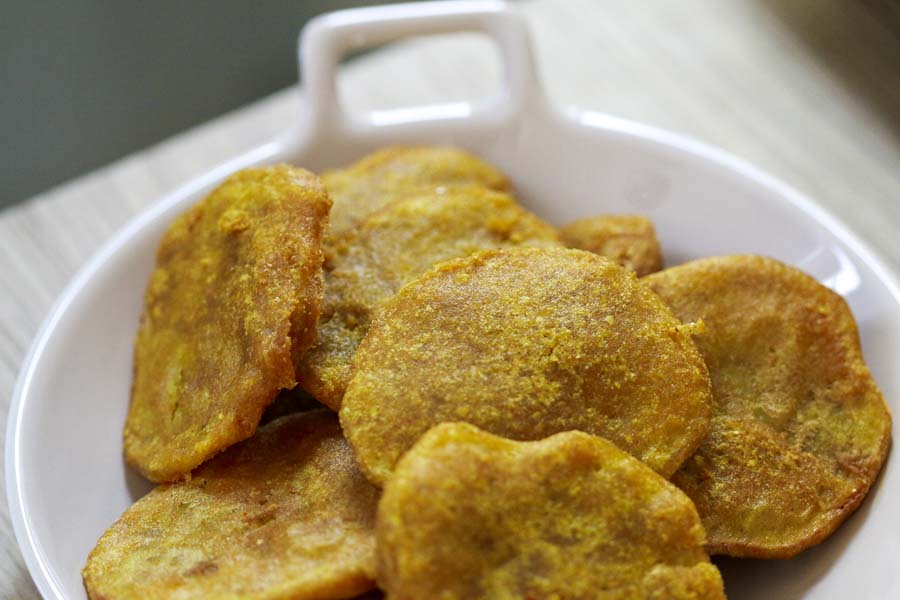 Potato bajji, de la street food indienne par Epices Shira